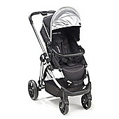 Mee-Go Glide 2 in 1 Pram - Black