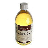 W&N - Refined Linseed Oil - 500ml