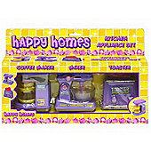 Happy Homes Kitchen Appliance Set