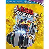 The Lego Movie - 3D Bluray