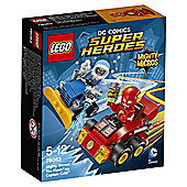 LEGO Super Heroes Mighty Micros: The Flash vs. Captain Col 76063