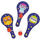 4 Little Owls Biff Bats for Children (Pack of 3)