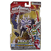 Power Rangers Mixx N Morph Figure Samurai Claw