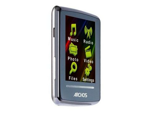 Archos Technology 501787 A20D Vision 4GB Touch MP4 Player