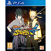 Naruto Shippuden: Ultimate Ninja Storm 4 PS4
