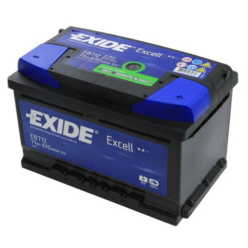 Excell Battery 100 (71Ah)