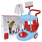 Preschool Play Cleaning Trolley