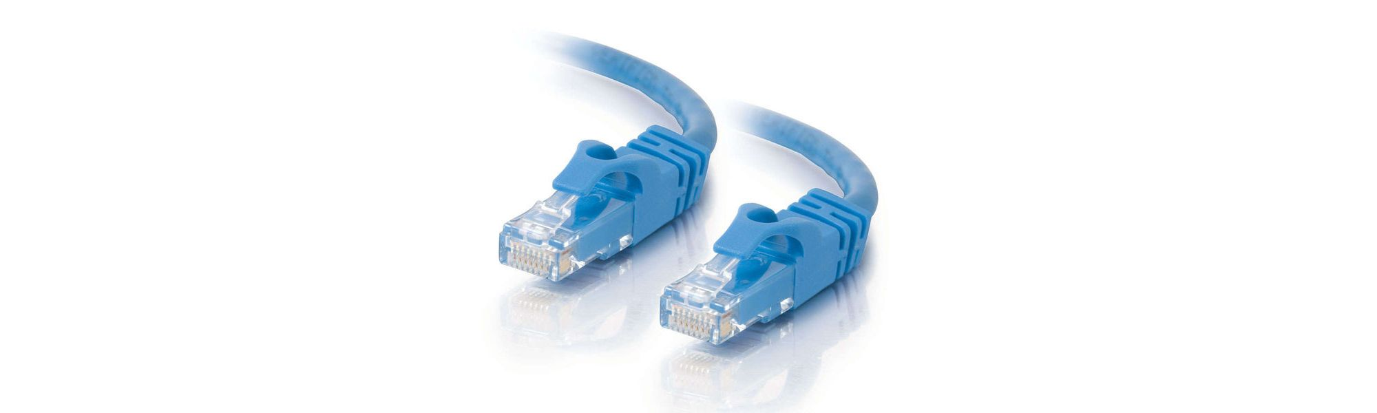 2m Cat6 550MHz Snagless Patch Cable Blue: 83388