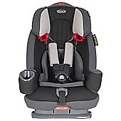 Graco Nautilus Elite Car Seat, Group 1-2-3, Aluminium