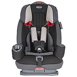 Graco Nautilus Elite Car Seat, Group 1-2-3, Aluminium