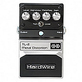 HardWire TL-2 Metal Distortion