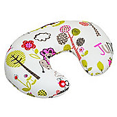 PreciousLittleOne 3-in-1 Nursing Pillow (Pink Jungle)