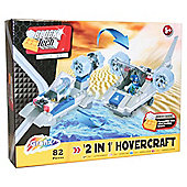 Block Tech Hover Craft 2in1