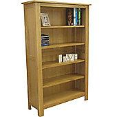 Oakland Chunky Oak Medium Bookcase