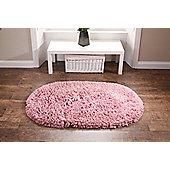 Oriental Carpets & Rugs Rainbow Pink Rug
