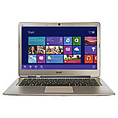 "Acer Aspire S3-391 13.3"" Intel Core i5 4GB RAM 500GB Windows 8 Gold"