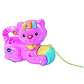 Vtech Pull and Play Kitten Pink