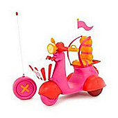 Lalaloopsy Remote Control Scooter - 40MHz
