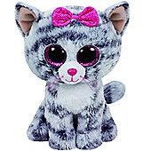 TY Beanie Boo Plush - Kiki the Cat 15cm