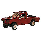Top Gear Indestructible Toyota Hilux Diecast Model Car