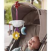 East Coast Baby Sensory Say Hello Travel Mobile