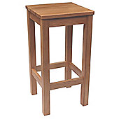 Oakinsen Wooden Bar Stool
