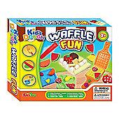 Kid's Dough Waffle Fun