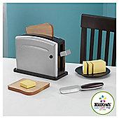 Kidkraft Espresso Toy Toaster