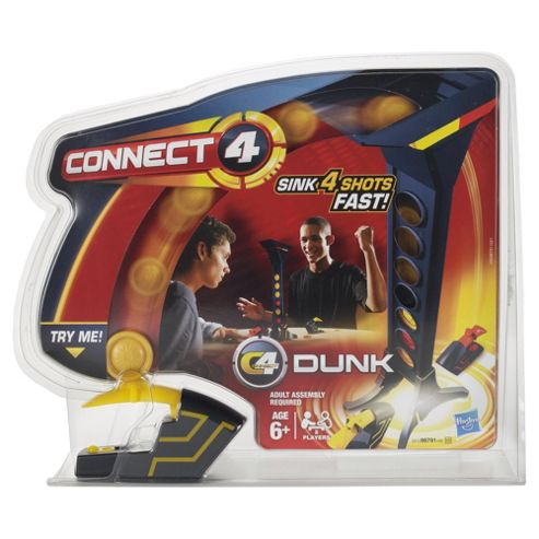 Connect 4 C4 Dunk