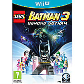 LEGO: Batman 3 - Beyond Gotham Wii U