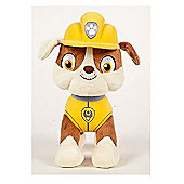 Paw Patrol Plush Approx 30cm RUBBLE