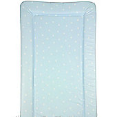 Babywise Baby Changing Mat - White Polka Dots (Blue)