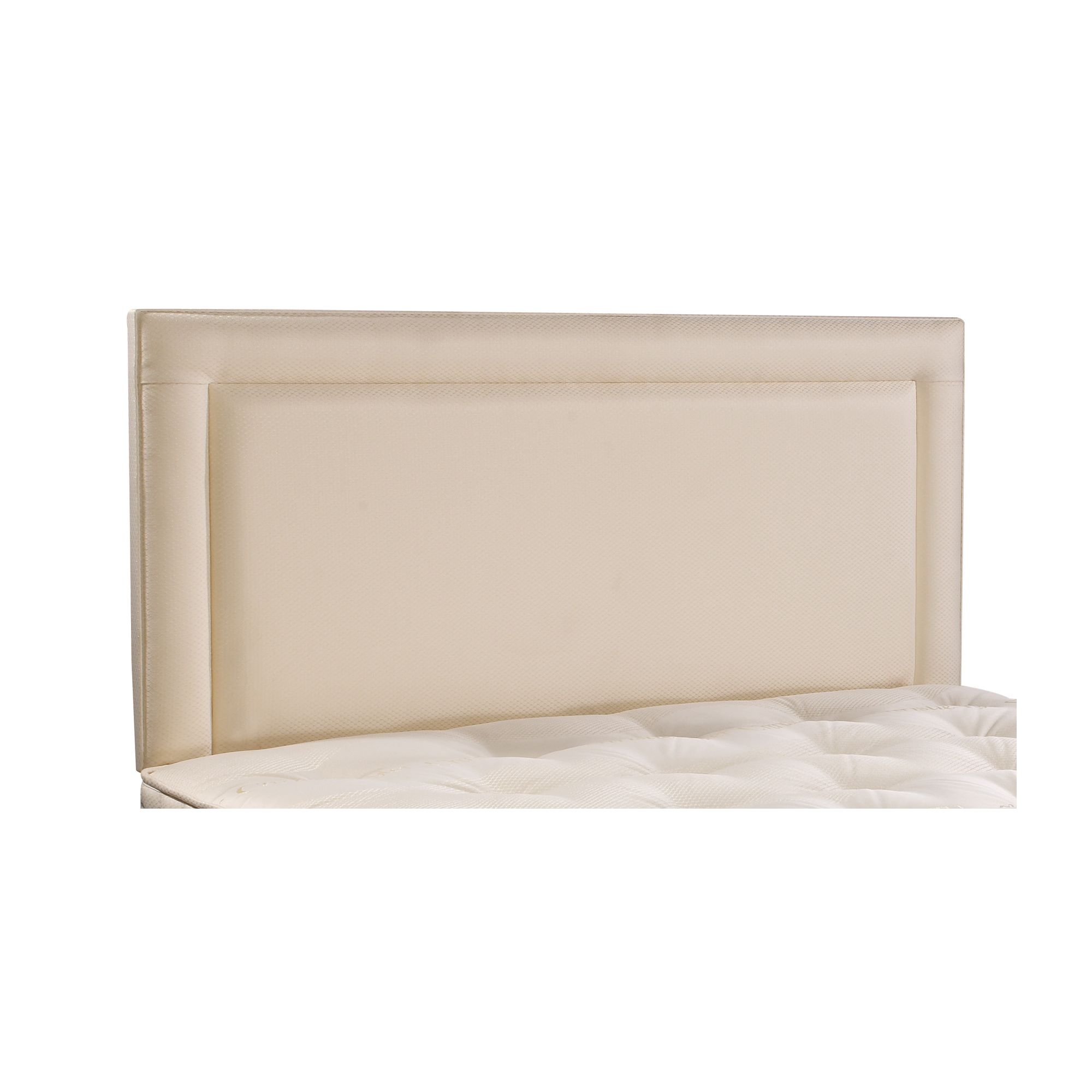 Christie-Tyler Classic Ortho 1000 Headboard - Super King at Tesco Direct