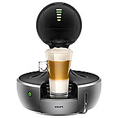 Nescafe Dolce Gusto KP350B40 Drop Coffee Machine, by Krups, Silver
