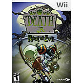 Death Jr - The Root of Evil - NintendoWii