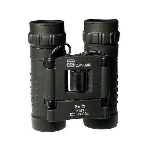 Danubia 20 10x21 Pocket Binoculars