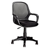 Hispanohogar Office Chair - Grey