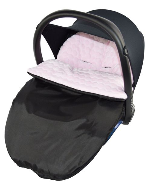 buy mashmallow car seat footmuff soft maxi cosi pebble cabrio pink from our cosytoes footmuffs. Black Bedroom Furniture Sets. Home Design Ideas
