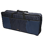 Tom and Will 61 Note Keyboard Bag - 3 Tone Blue