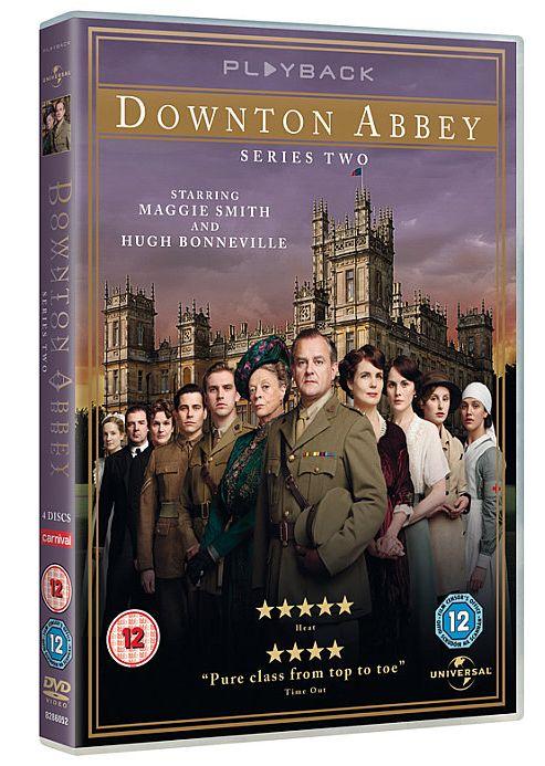 Downton Abbey - Series 2 - Complete (DVD Boxset)