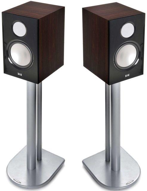 Atacama Duo 6 Silver Speaker Stands
