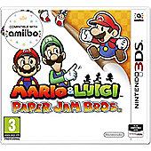 Mario and Luigi: Paper Jam 3DS