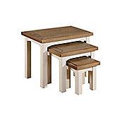 Kelburn Furniture Marseille Nest of Tables