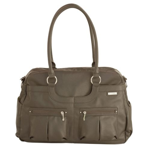 JJ Cole Satchel Changing Bag, Cafe