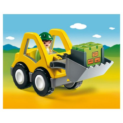 Playmobil 123 VEHICLES - 6775- Assortment – Colours & Styles May Vary