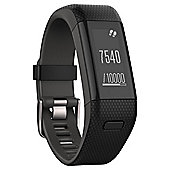 Garmin Vivosmart HR+, Black