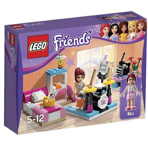 LEGO Friends Mia's Bedroom 3939