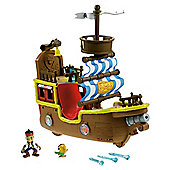 Jake and the Never Land Pirates Jakes Pirate Ship Bucky