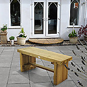 Timberdale Double Sleeper Bench 1.2m