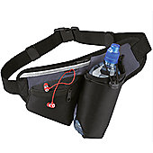 Teamwear hydro belt bag - grey